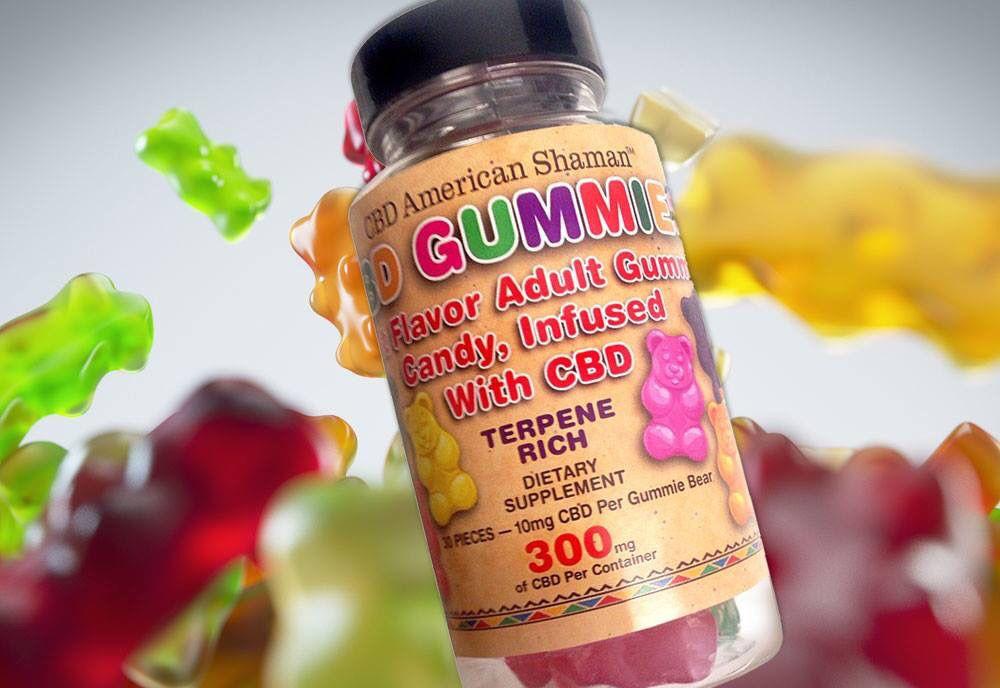 CBD Gummies Terpene Rich